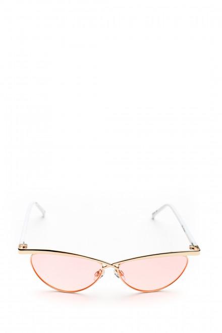 Сонцезахисні окуляри жіночі коралові Le Specs