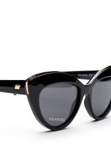 Солнцезащитные очки с верхней металлической рамкой Le Specs 2