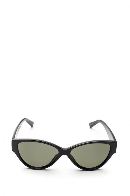 Сонцезахисні окуляри із зеленим градієнтом Le Specs