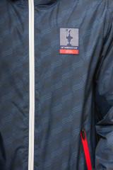 Ветровка синяя с принтом North Sails X Prada 3