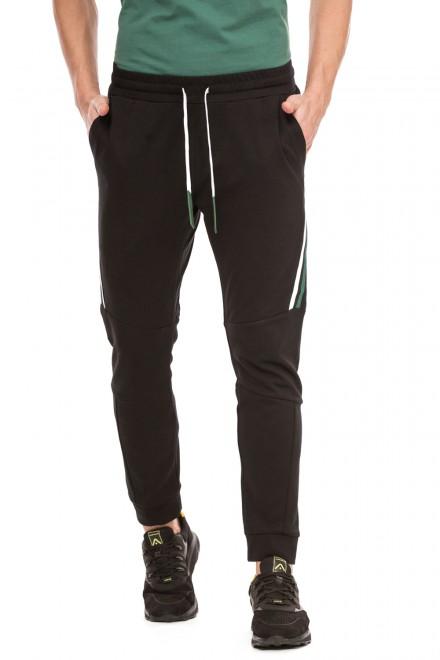 Спортивные черные штаны Antony Morato