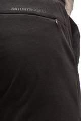 Шорты мужские черные на завязках Antony Morato