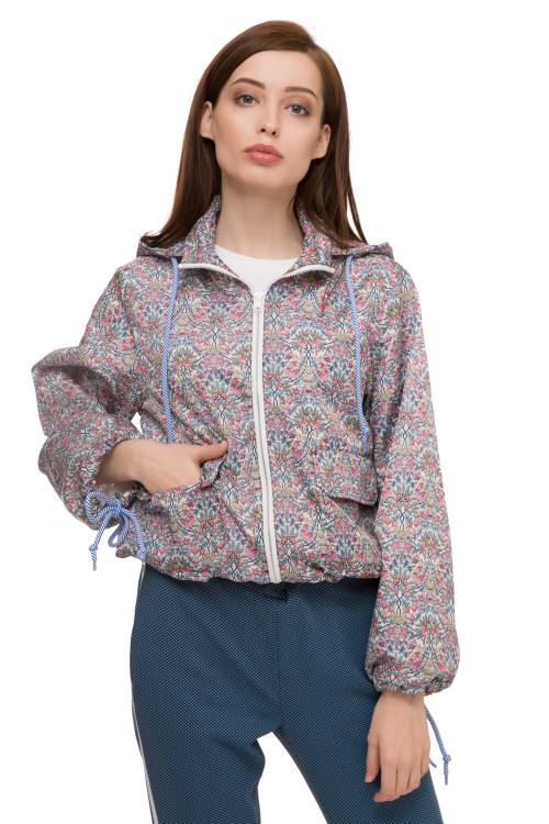 Куртка женская с капюшоном Rich & Royal