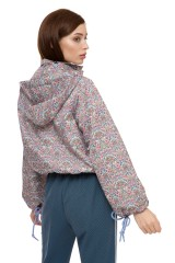 Куртка женская с капюшоном Rich & Royal 2