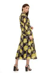 Платье с крупным принтом Beatrice .b 3