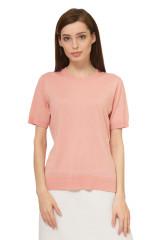 Пуловер женский пудрового цвета Steffen Schraut