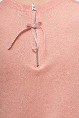 Пуловер женский пудрового цвета Steffen Schraut 3