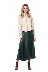 Пуловер женский с золотой полосой Liviana Conti 5