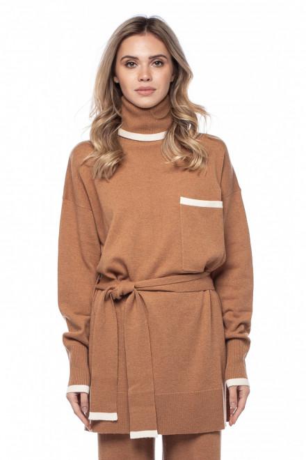 Шерстяной женский пуловер Beatrice .b