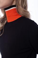 Пуловер черный Beatrice .b 3
