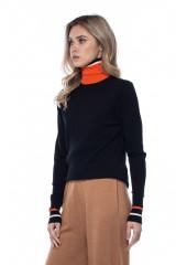 Пуловер черный Beatrice .b 1