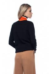 Пуловер черный Beatrice .b 2