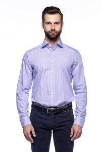 Рубашка сиреневая Van Laack