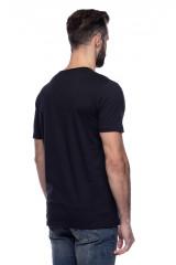 Черная футболка с надписью Shine Original 2