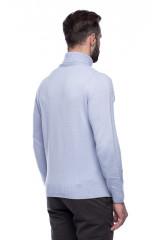 Гольф мужской голубой Ferrante 2