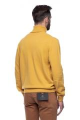 Гольф мужской желтый Harmont & Blaine 2