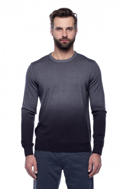 Пуловер серый Ferrante