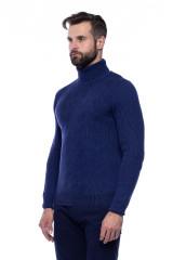 Гольф мужской синий Ferrante 1