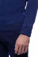 Гольф мужской синий Ferrante 4