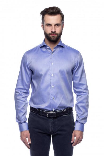 Однотонная мужская рубашка van Laack