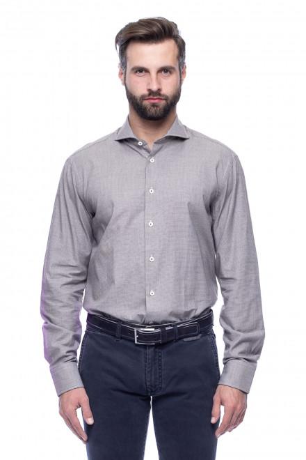 Рубашка светло-серая van Laack