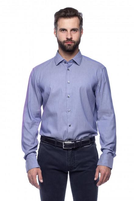 Рубашка мужская в мелкий принт van Laack