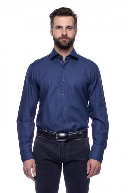 Рубашка синяя van Laack