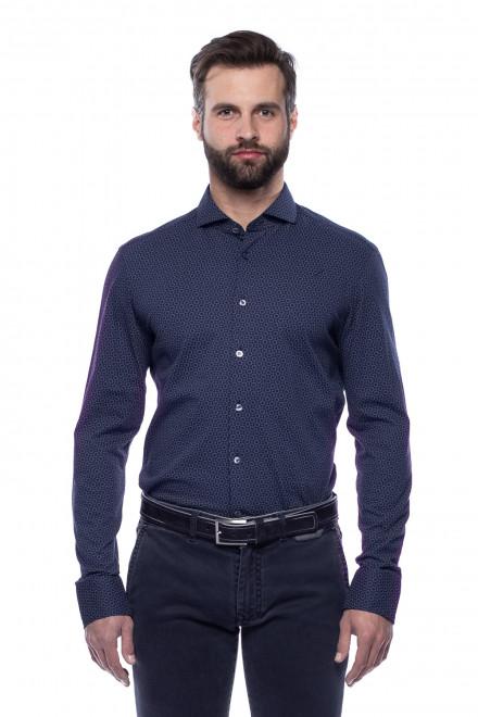 Рубашка мужская трикотажная L-PER-LB van Laack