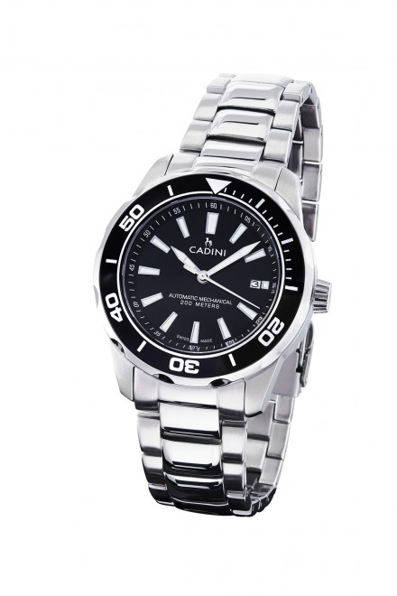 Чоловічий наручий годинник Ginevra Cadini