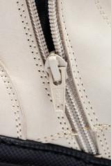 Ботинки женские зимние белые Pollini 3
