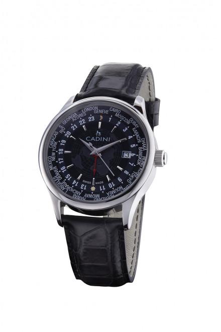 Наручний годинник Vespucci black Cadini