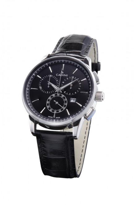 Наручные часы черные Viareggio Cadini