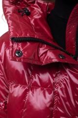 Пуховик красный Blauer 8