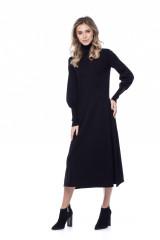Платье с высокой горловиной Liviana Conti 2