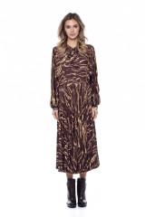 Длинное платье с волнами Beatrice .b 1