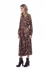Длинное платье с волнами Beatrice .b 2
