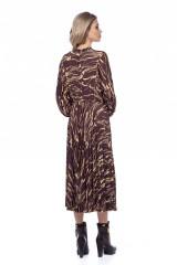 Длинное платье с волнами Beatrice .b 3