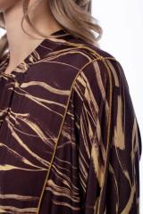 Длинное платье с волнами Beatrice .b 6