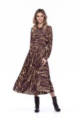 Длинное платье с волнами Beatrice .b 7