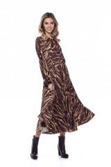 Длинное платье с волнами Beatrice .b 8