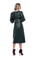 Платье из экокожи Beatrice .b 4