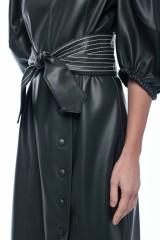 Платье из экокожи Beatrice .b 5