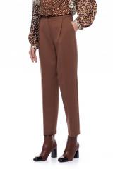 Брюки женские коричневые Sfizio 1