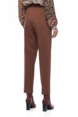 Брюки женские коричневые Sfizio 2