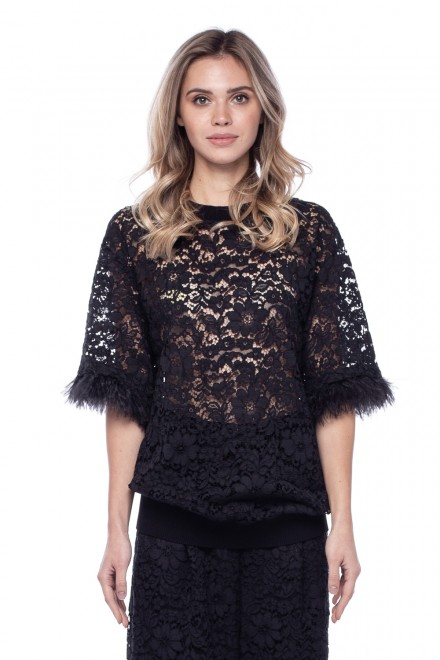Блуза женская из кружева Sfizio