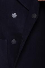 Пальто мужское оверсайз из уютной мягкой шерсти Antony Morato