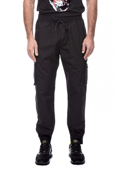 Брюки мужские карго из 100% хлопка с большими карманами Antony Morato