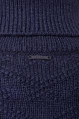 Гольф мужской синий с узором Antony Morato 4