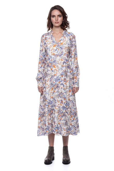 Платье женское в цветочный принт Rich & Royal