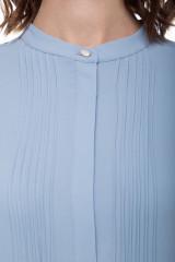 Голубое платье свободного кроя Rich&Royal 5